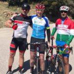 Η Αμερικανο-Αγρινιώτικη φιλία καλλιεργείται πάνω στις ρόδες του ποδηλάτου