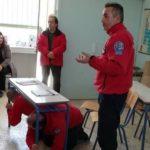 Η ΕΟΕΔ Μεσολογγίου ενημέρωσε τους μαθητές του Γυμνασίου Νεοχωρίου