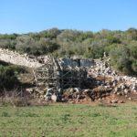 Αυλόπορτα Παλαιομάνινας: «Καταρρέει» το επιβλητικότερο μνημείο της αρχαιότητας!