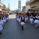 Υπερηφάνεια στις παρελάσεις για την 25η Μαρτίου στην Αιτωλοακαρνανία