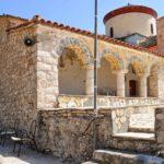 Το ιστορικό μοναστήρι του Προφήτη Ηλία στο Δραγαμέστο