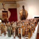 Με τοτεμικές μορφές του Θόδωρου Παπαγιάννη ξεκίνησαν στη «Διέξοδο» οι Γιορτές Εξόδου 2019