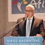 Ο Νίκος Καζαντζής ανακοίνωσε 65 υποψηφίους στο Δήμο Αγρινίου