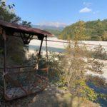 Περαταριά: Το χειροκίνητο τελεφερίκ στην κοιλάδα του Αχελώου