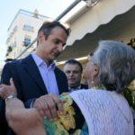 Ο Κυριάκος Μητσοτάκης θα κάνει περιοδεία στην Αιτωλοακαρνανία
