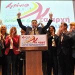 «Ψήφο εμπιστοσύνης» από τους Αγρινιώτες της Αθήνας στον Γιώργο Παπαναστασίου