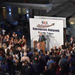 Σάλπισμα νίκης από τον Κώστα Λύρο στη προεκλογική συγκέντρωση στο Νεοχώρι