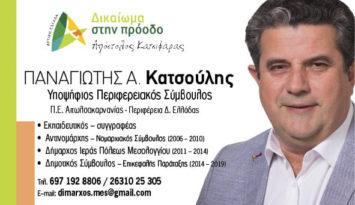 Panayiotis Katsoulis