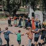 Μαθητές από το Αμβούργο περιηγήθηκαν στα αξιοθέατα του Αιτωλικού και του Μεσολογγίου
