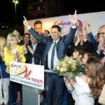 Γιώργος Παπαναστασίου: «Πάμε δυνατά, για το μεγάλο, ηχηρό αποτέλεσμα νίκης την Κυριακή»