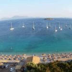 Οι 58 κατάλληλες για κολύμβηση ακτές της Αιτωλοακαρνανίας