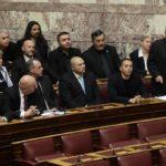 Οι υποψήφιοι της Χρυσής Αυγής στην Αιτωλοακαρνανία