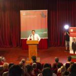 Κοσμοσυρροή στη προεκλογική ομιλία του Δημήτρη Κωνσταντόπουλου στο Μεσολόγγι