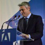 Το πρόγραμμα ομιλιών του υποψηφίου βουλευτή Κώστα Καραγκούνη