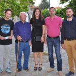 Συνεχίζεται δυναμικά η περιοδεία της Γεωργίας Μπόκα στην Αιτωλοακαρνανία
