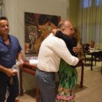 Η Ζανέτ Τσίπρα στη δυναμική συγκέντρωση νίκης του Σταύρου Καραγκούνη στο Αγρίνιο