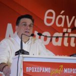 Στην πλατεία Δημοκρατίας η προεκλογική ομιλία του Θάνου Μωραΐτη στο Αγρίνιο