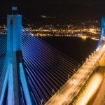 Γέφυρα «Χαρίλαος Τρικούπης»: 2004-2019, 15 γαλανόλευκα χρόνια