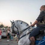 Εντυπωσακή και φέτος η παρέλαση των αρματομένων στην Αγιά Αγάθη