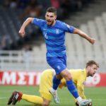 Το πρώτο του γκολ με την Εθνική Ελλάδος πέτυχε ο Γιώργος Μασούρας