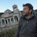 Ο Ευτύχης Μπλέτσας και το «Happy Traveller» στην Αιτωλοακαρνανία