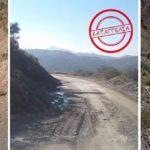 Εικόνα εγκατάλειψης στους (χωματό)δρομους του Θέρμου και της ορεινής Ναυπακτίας