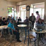 Με επιτυχία η ενημέρωση στο Άνω Κεράσοβο για την καλλιέργεια της καστανιάς