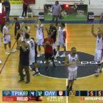 Χαρίλαος Τρικούπης-Ολυμπιακός 83-72: Ιστορική νίκη στο ΔΑΚ Μεσολογγίου!