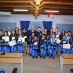 O Δήμαρχος Μεσολογγίου βράβευσε τους αθλητές της Εθνικής Ομάδας Ζίου-Ζίτσου