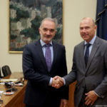 Βάζει μπροστά την ενίσχυση των διμερών σχέσεων με την Τσεχία ο Μάριος Σαλμάς