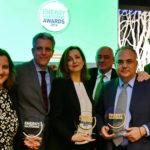 Τρία βραβεία για τη γέφυρα «Χαρίλαος Τρικούπης» στα Energy Mastering Awards 2019