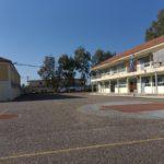 Τρία νέα γήπεδα δημιούργησαν στον προαύλιο χώρο οι μαθητές του Γυμνασίου Νεοχωρίου