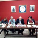 Συνάντηση Συλλόγων Μελών της Ο.ΣΥ.Ν. με τον Δήμαρχο Ναυπακτίας Βασίλη Γκίζα
