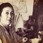 Βάσω Κατράκη, η κορυφαία Ελληνίδα χαράκτρια από το Αιτωλικό