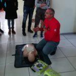 Μαθήματα πρώτων βοηθειών και αντιμετώπισης σεισμού προσέφερε η ΕΟΕΔ στο Δημητρούκειο Ειδικό Δημοτικό Σχολείο