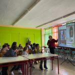 Συνεχίζεται η ενημέρωση μαθητών της Α' θμιας εκπαίδευσης για την προαγωγή της ζωοφιλίας