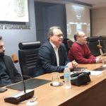 Ανοιχτή συζήτηση με τον Σωκράτη Φάμελλο στο Αγρίνιο για το θέμα της εκτροπής του Αχελώου