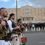 Ιερός Λόχος: Ο εορτασμός για τα 199 χρόνια από την κήρυξη της Επανάστασης