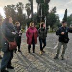 Επίσκεψη τουριστικών πρακτόρων για το Οικομουσείο στο Αιτωλικό
