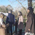 Στα χωριά των Οινιάδων η Αντιπρόεδρος της Βουλής Σοφία Σακοράφα