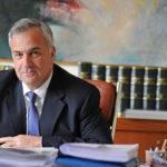 Ο Μάκης Βορίδης στο Αγρίνιο για την κοπή πίτας της ΝΟΔΕ Αιτωλοακαρνανίας