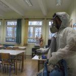 Σε προληπτική απολύμανση των σχολείων προχωρά ο Δήμος Αγρινίου