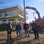Διακοπή εργασιών στα υπό εξέλιξη δημόσια έργα στο Μεσολόγγι