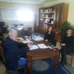 Έκτακτη σύσκεψη στο Δημαρχείο Μεσολογγίου για τη λήψη μέτρων προστασίας από τον κορωνοϊό