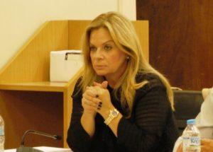 Βολές Χριστίνας Σταρακά για την απαξίωση του θεσμού του δημοτικού συμβουλίου