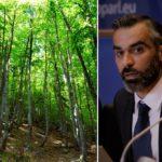 «Περιβαλλοντικό Νομοσχέδιο χωρίς Περιβαλλοντική Προβληματική», του Νίκου Χούτα