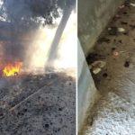 Κλοπές, φωτιές και ακαθαρσίες στο Δημοτικό Στάδιο Αιτωλικού