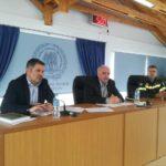 Κώστας Λύρος: Πυρασφάλεια και προστασία για τους πολίτες, τις περιουσίες τους, τα Μνημεία και τους αρχαιολογικούς χώρους του Δήμου