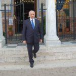 Ο Κώστας Λύρος παρέστη στην Δοξολογία και την Επιμνημόσυνη δέηση για τα 194 χρόνια της Εξόδου