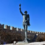 Το άγαλμα του Θερβάντες στη Ναύπακτο, ο Δον Κιχώτης και η σχέση του με την Ελλάδα